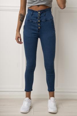 Jeans - Kyra blå