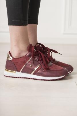 Sneakers - Lena rød