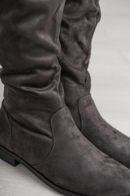 Støvletter - Amelia grå