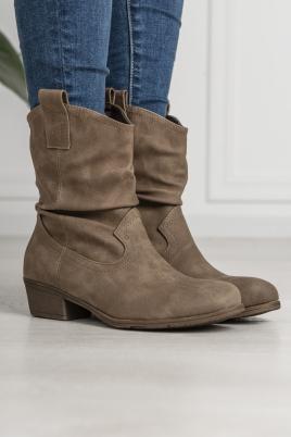 Boots - Oline khaki