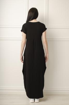Kjole - Thea svart