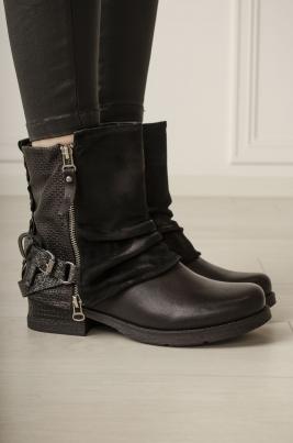 Boots - Lucy svart