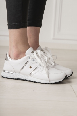 Sneakers - Lena hvit