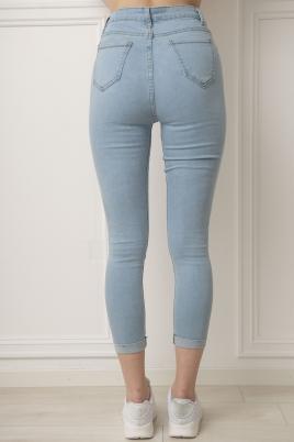 Jeans - Helle blå