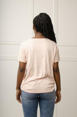 T-Skjorte - Diane rosa