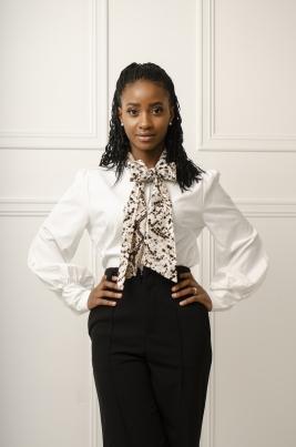 Skjorte - Hailey hvit