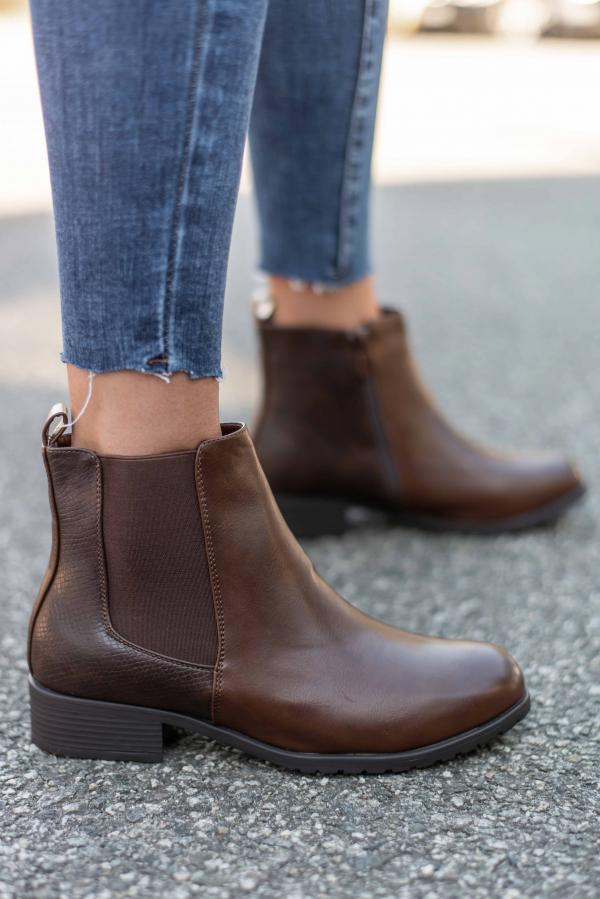 Boots - Stine kamel