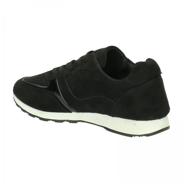 Sneakers - Silje svart
