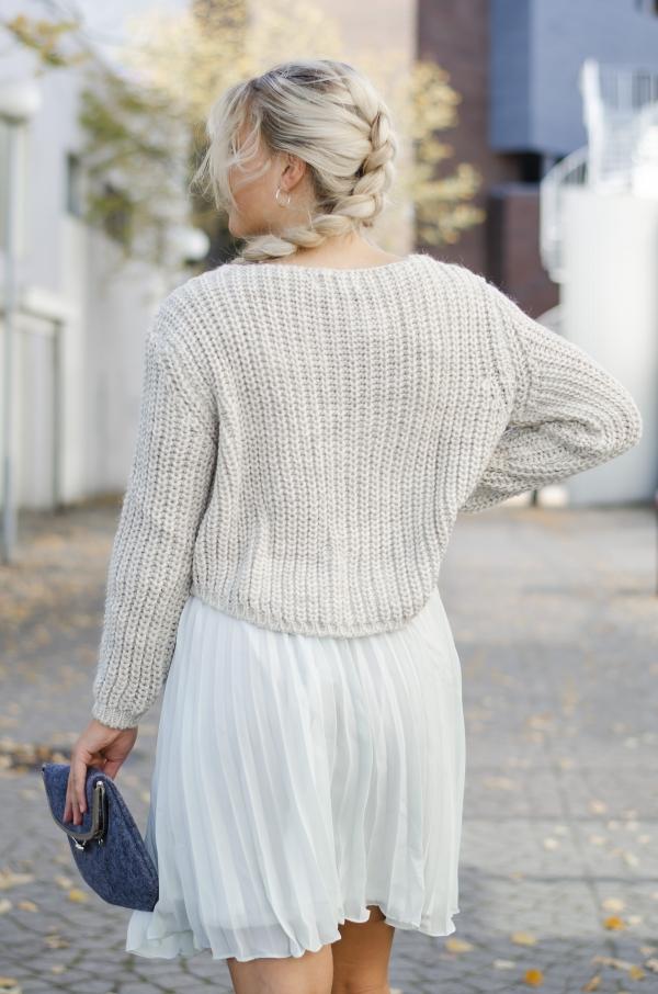 Genser - Camilla beige