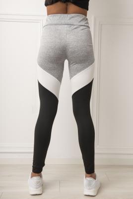 Tights - Carmen grå