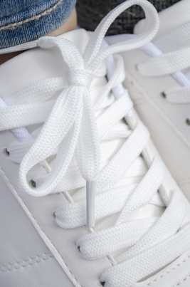 Sneakers - Emma Hvit