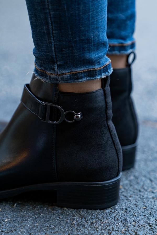 Boots - Karla svart