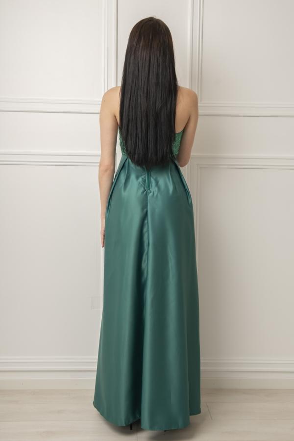 Kjole - Cayla grønn