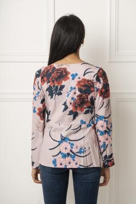 Skjorte - Mina rosa