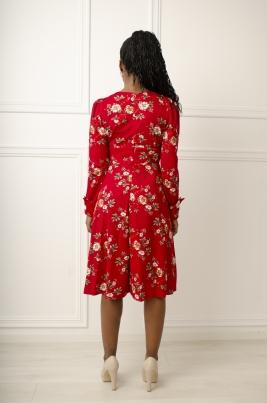 Kjole - Jessica rød