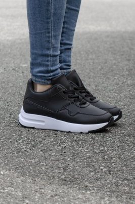 Sneakers - Anna svart