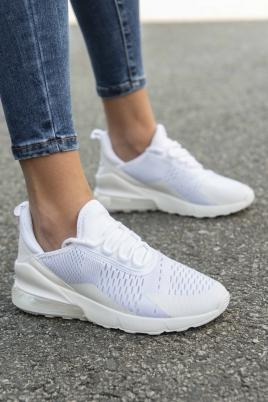 Sneakers - Lene hvit